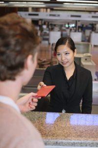 קבלת דרכון