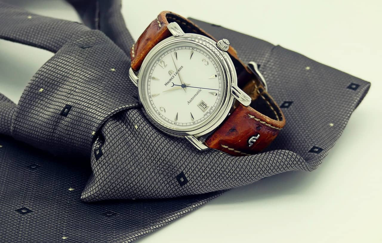 שעון גברי