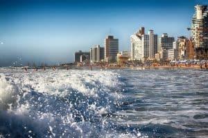 חום הים של תל אביב